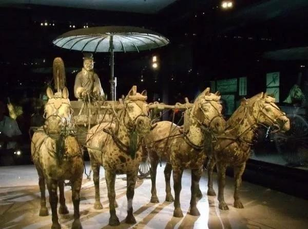 沿着秦时明月寻访世界奇迹――西安兵马俑