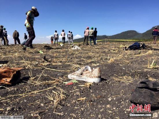 19名联合国人员在埃航坠机中遇难