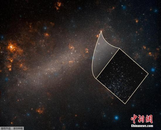 资料图:美国宇航局科研人员表示,通过哈勃太空望远镜的新观测成果进一步确认了宇宙在加速膨胀,现在的膨胀速度比根据早期宇宙特征预测的膨胀速度快大约9%。图片来源:NASA