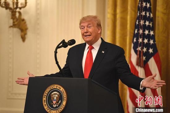 特朗普弹劾听证会下周进行_3名国务院官员首先作证