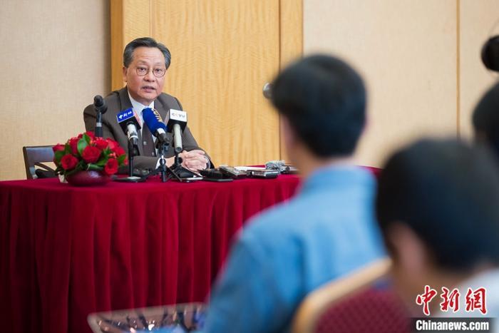 高开贤:特区20年来已形成一套较完整法律体系