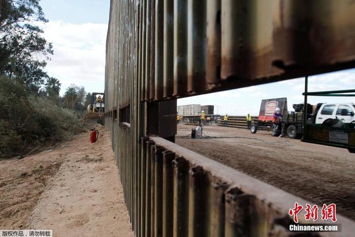 美国上诉法院批准特朗普政府用36亿美元军费建边境墙